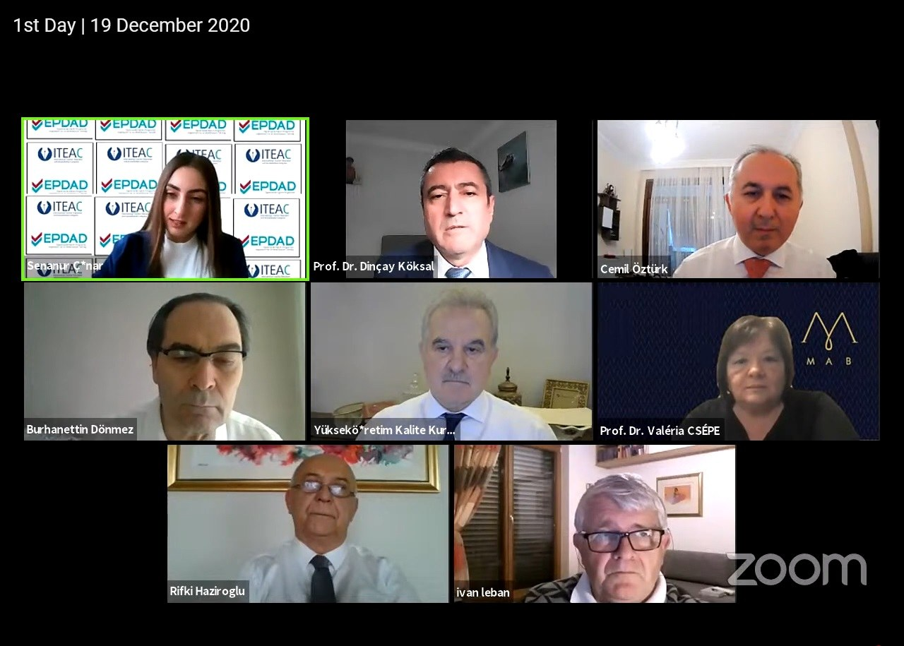 ITEAC 2020 Online Sona Erdi