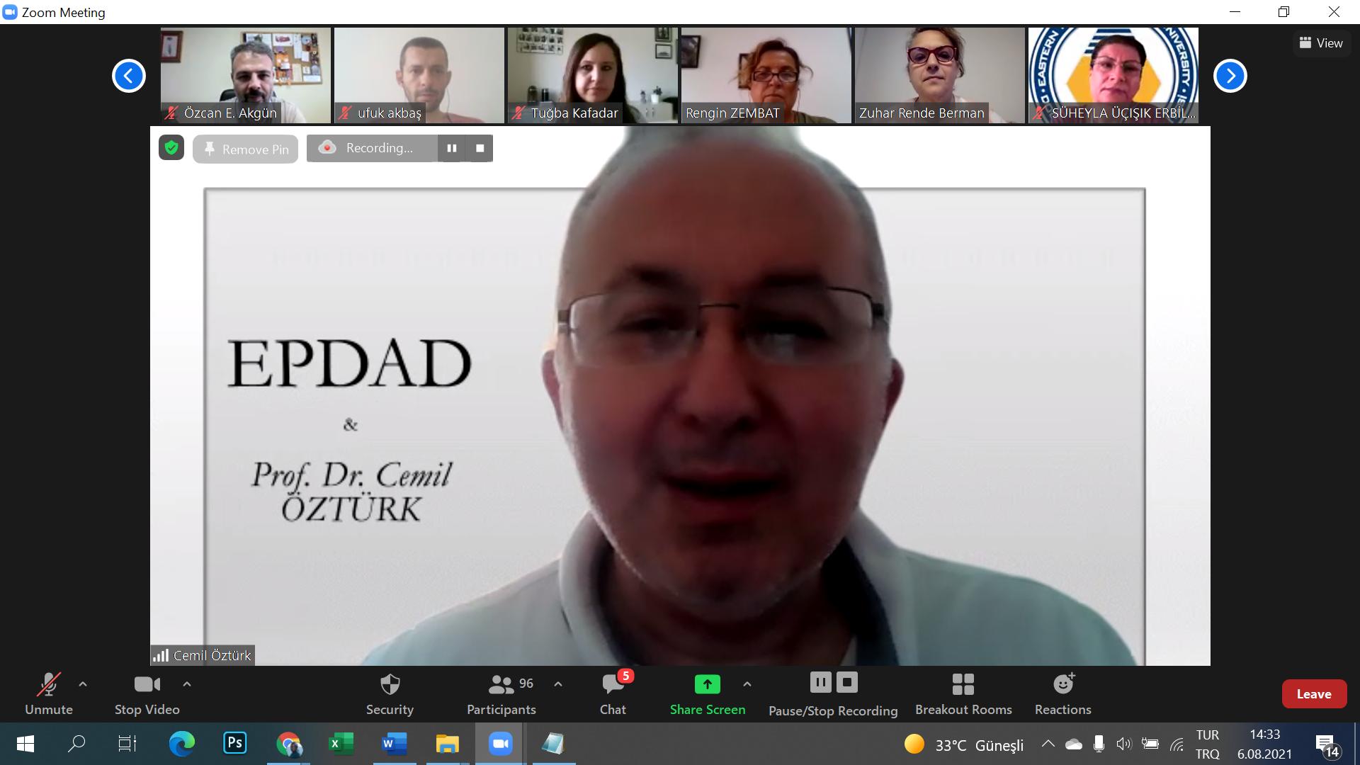 EPDAD'da Dijitalleşme Çalışmaları