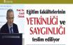 Yönetim Kurulu Başkanımız Prof. Dr. Cemil ÖZTÜRK'ün +Artı Eğitim Dergisine Verdiği Röportajı Yayınlandı