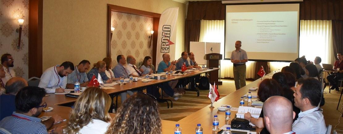 Kurum Temsilcileri İçin Akreditasyon Hazırlık Eğitimi, İstanbul 30 Haziran