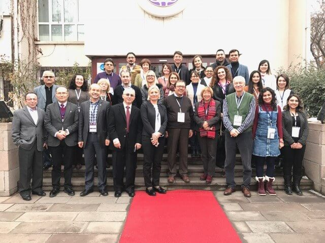GPC Lisans Eğitim Standartları ve Akreditasyon Süreci Geliştirme Çalıştayı